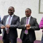 MPs Karuhanga, Mwiru join Prof. Ogenga, Winnie Kiiza in Gen. Muntu's ANT Party