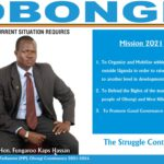 FDC's Fungaro gets tough NRM Challenger for Obongi Parliamentary race