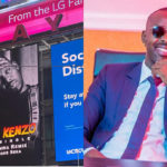 Milestone! Kenzo Becomes first Ugandan Musician Appears on New York City's Times Square