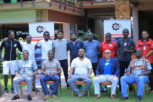 New Central Motor Club Board - Leadership