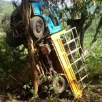 Three Cheat death in Beer truck Accident