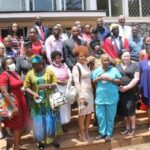 Jinja Community Laud American Delegation Led By 'Soul of My Footprint' For Transforming Lives