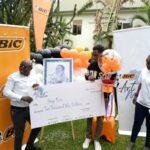 Uganda's Gayi Eric wins continental 'Art Master Africa' competition